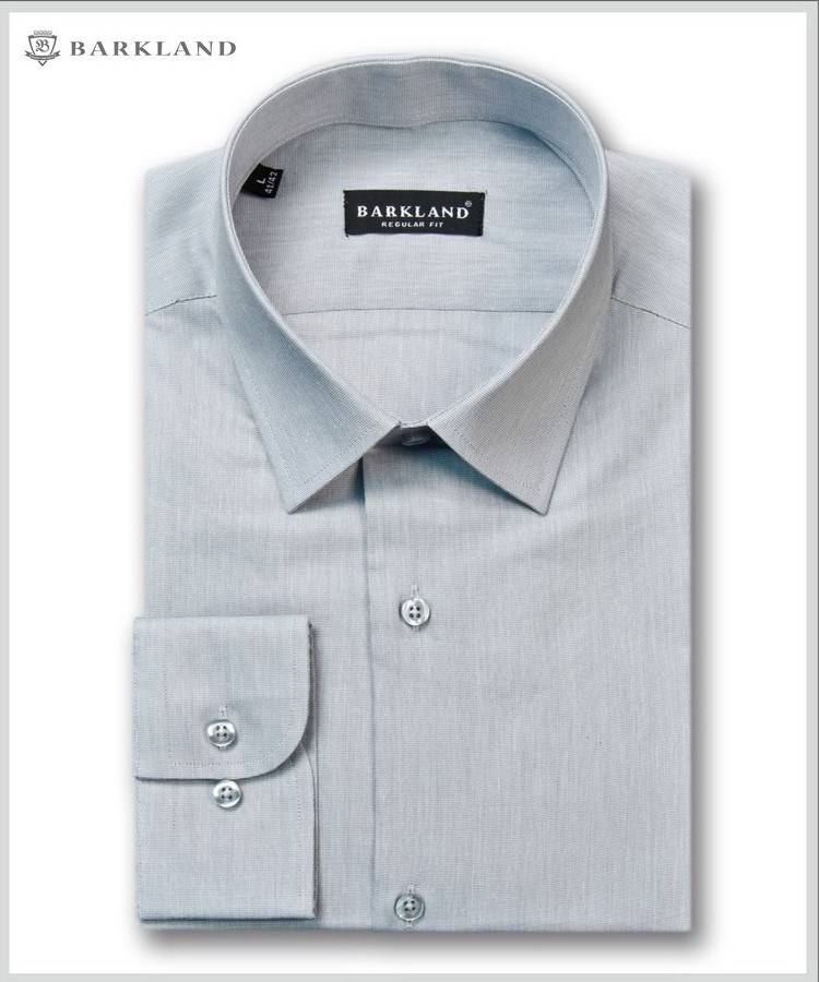 58d6a398e82 Купить Мужская рубашка 20266 BRF BARKLAND полуприталенная с примеркой