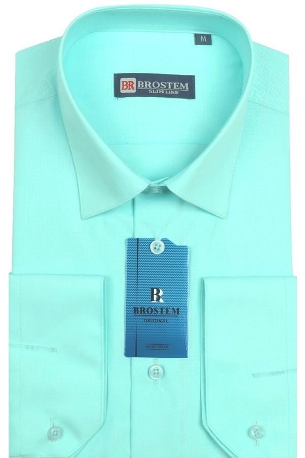 13bc7bc7635 Мужская рубашка полуприталенная BROSTEM 4704-10-pp-Bros за 900 руб.