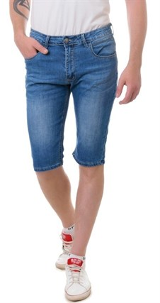 Бриджи джинсовые мужские Denim 9008 - фото 10085