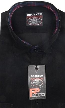 Вельветовая большая рубашка Brostem V2g Z - фото 10113