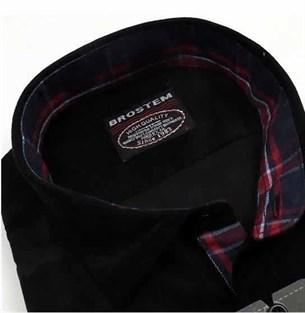 Вельветовая большая рубашка Brostem V2g Z - фото 10114