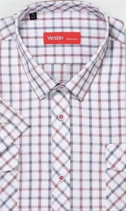 Большая сорочка короткий рукав VESTER 888141-03 - фото 10200