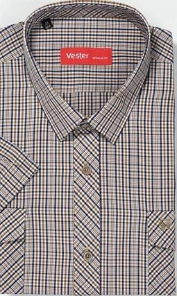 Большая сорочка короткий рукав VESTER 888141-24sp-20 - фото 10201