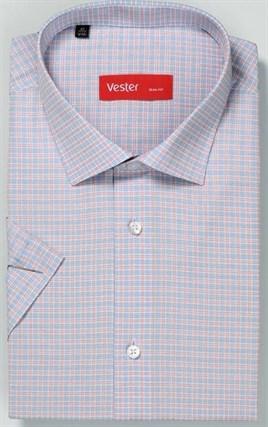 Большая рубашка VESTER короткий рукав 729141-15 - фото 10203