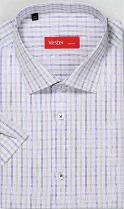 Большая сорочка короткий рукав VESTER 729141-13 - фото 10205