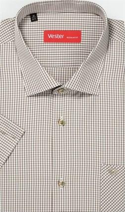 Большая сорочка короткий рукав VESTER 702141-07 - фото 10206