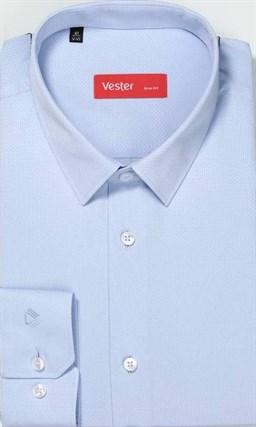 Рубашка приталенная мужская VESTER 70714-10-19 - фото 10290