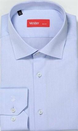 Рубашка мужская приталенная VESTER 68814-07-19 - фото 10302