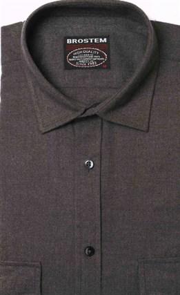 Фланелевая рубашка шерсть/хлопок Brostem KA2203-10 - фото 10338