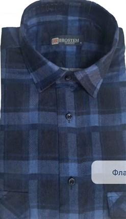 Байковая рубашка 100% хлопок BROSTEM F-205(F17111100-3) - фото 10379