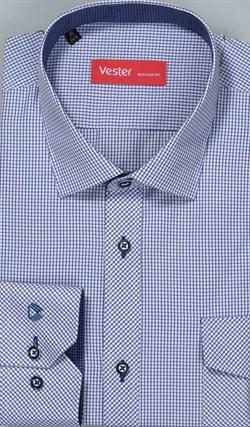 Прямая рубашка VESTER 12714-83-20 - фото 10406