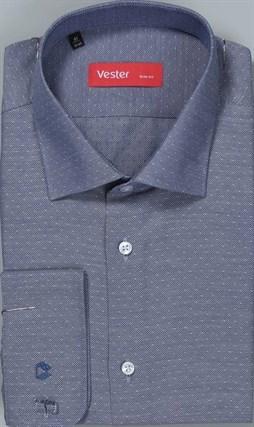 Рубашка oxford VESTER 70714-16-20 приталенная - фото 10412