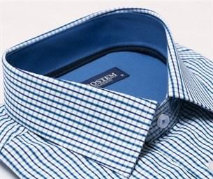 Мужская р.L прямая рубашка 80/20 Brostem 9LBR75-1 - фото 10423