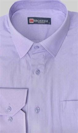 Прямая рубашка мужская Brostem 9LBR51-13 - фото 10471