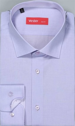 Рубашка мужская приталенная VESTER 93014-58-20 - фото 10490