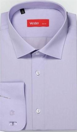 Рубашка прямая мужская VESTER 70714-04-19 - фото 10514