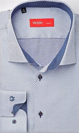 Рубашка приталенная VESTER 13914-05sp-20 - фото 10554