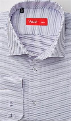 Нарядная рубашка приталенная VESTER 70714-15sp-20 - фото 10564
