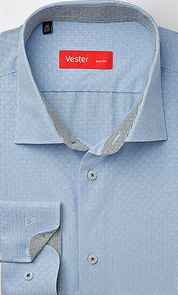 Рубашка прямая VESTER 93014-02sp-20 - фото 10594