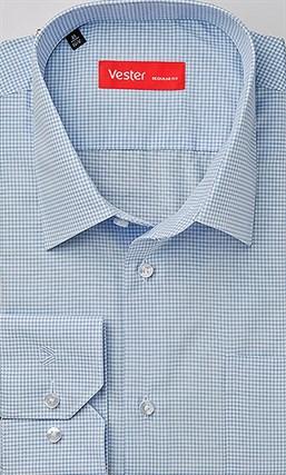 Прямая рубашка VESTER 69914-06sp-20 - фото 10600
