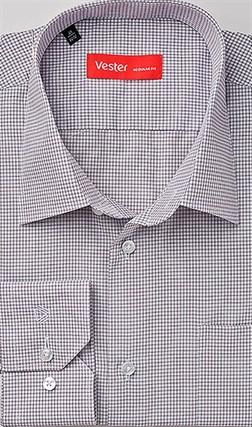 Прямая рубашка VESTER 69914-076sp-20 - фото 10605