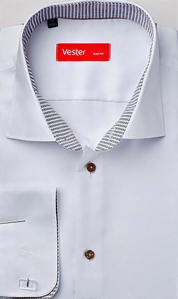 Рубашка 100% хлопок VESTER 12616-10sp-20 - фото 10623