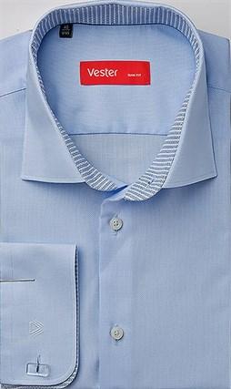 Рубашка 100% хлопок VESTER 12616-11sp-20 - фото 10628
