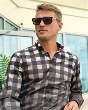 Рубашка с эластаном VESTER 21918-05sp-20 - фото 10651