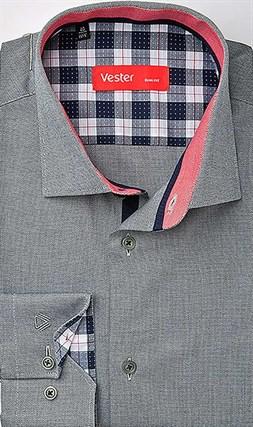 Рубашка 100% хлопок VESTER 21516-16sp-20 - фото 10683