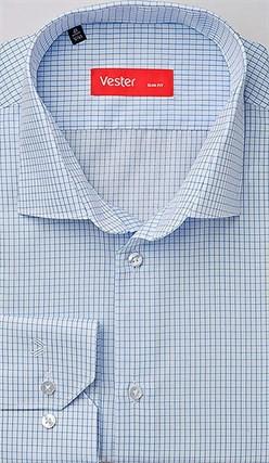 Рубашка мужская 41/182-188 VESTER 68814-12sp-20 - фото 10704