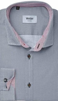 Рубашка навыпуск VESTER 23814-81sp-20 - фото 10709