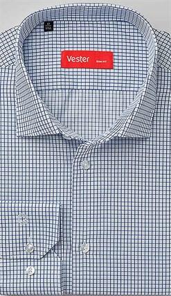 Рубашка мужская VESTER 68814-13sp-20 - фото 10742
