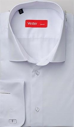 Рубашка белая VESTER 68814-18sp-20 - фото 10747