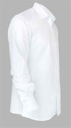 Приталенная рубашка с модалом 4701A** - фото 10799