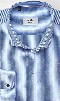 Рубашка 100% хлопок VESTER 24016-34sp-20 - фото 10807
