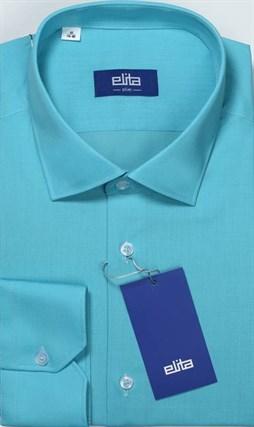 Приталенная сорочка ELITE 68412-65 - фото 10861