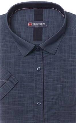 Мягкая летняя полуприталенная рубашка BROSTEM 1SBR090-4s* - фото 10967