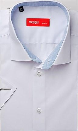 Большая сорочка с коротким рукавом VESTER 860141-67sp-20 - фото 11032