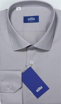 На высоких серая сорочка ELITA 684122-43 - фото 11042