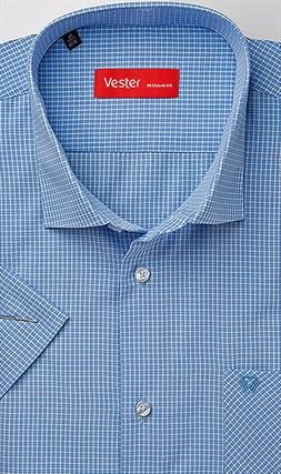 Рубашка прямая VESTER 70214-30sp-20 - фото 11058
