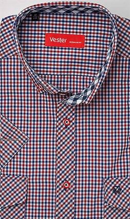 Рубашка приталенная VESTER 24114-49sp-20 - фото 11064