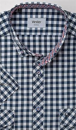 Рубашка приталенная VESTER 24114-50sp-20 - фото 11069
