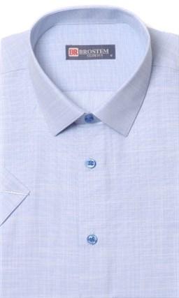 Приталенная с модалом рубашка BROSTEM 1SBR093-1s - фото 11076