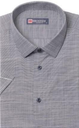 Приталенная с модалом рубашка BROSTEM 1SBR093-3s - фото 11082
