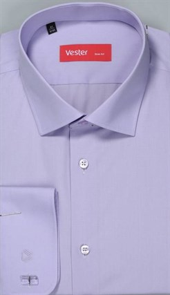 Рубашка приталенная мужская VESTER 70714-14-59 - фото 11112