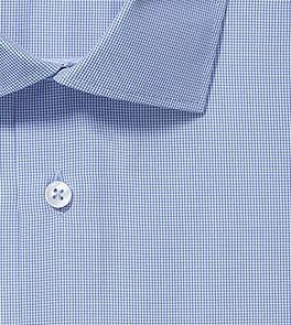 Приталенная рубашка с коротким рукавом VESTER 86014-71sp-20 - фото 11154