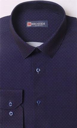 Большого размера мужская рубашка BROSTEM 1LG058-2 - фото 11162