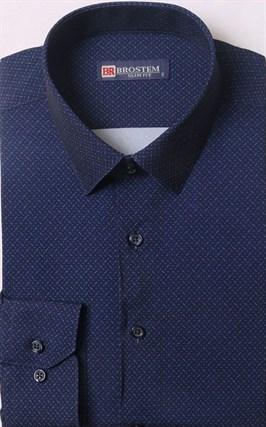 Мужская рубашка большого размера BROSTEM 1LG058-5 - фото 11166