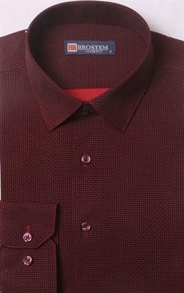 Большая мужская рубашка BROSTEM 1LG058-13 - фото 11168