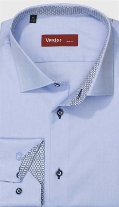 Рубашка приталенная VESTER 13915-15w-21 - фото 11170